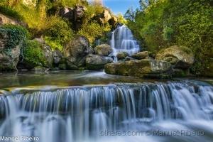 Paisagem Natural/Cascata da Bajouca
