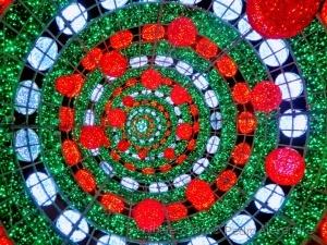 /Uma outra visão da árvore de Natal...