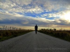 /O caminho...