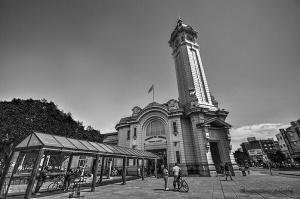 Paisagem Urbana/Estación de ómnibus de Rosario