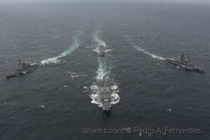 Gentes e Locais/Na Marinha
