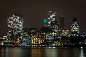 Paisagem Urbana/Luzes de Londres