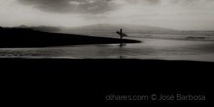 /O surfista que sonhava com a Liberdade .