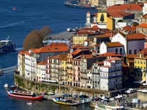 Paisagem Urbana/E o Porto aqui tão perto
