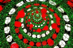 Abstrato/Inside the Christmas Tree