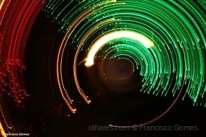/Luzes da Festa - Abstrato