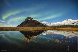Paisagem Natural/Islândia / Viagem de Sonho - 2016