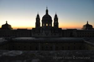 /Palácio Nacional de Mafra... 300 anos