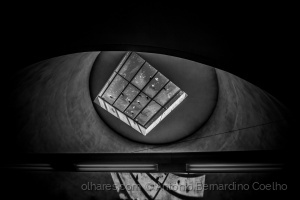 Abstrato/The eye (black and white)
