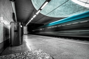 Paisagem Urbana/A world of motion