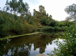 Paisagem Natural/Castelo de Narahio