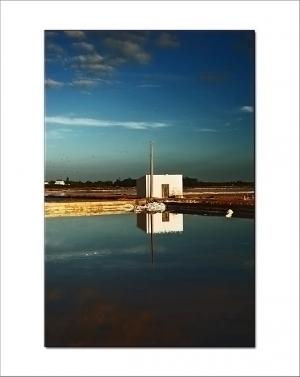/espelho de água...
