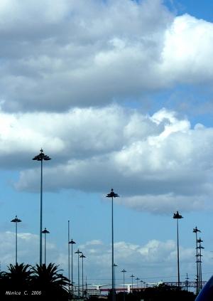 Paisagem Urbana/To reach the sky