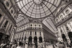 /Milão - Galleria Vittorio Emanuele II