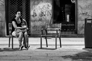 Gentes e Locais/La Gata