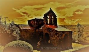 /Igreja Visigótica de S. Comba  séc. VII