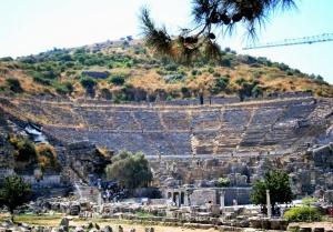 /Grande anfiteatro de Éfeso