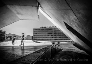 Paisagem Urbana/The skater boy