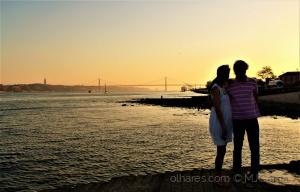 /namorar em Lisboa