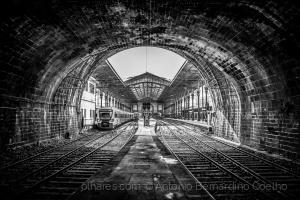 Paisagem Urbana/São Bento - Train Station