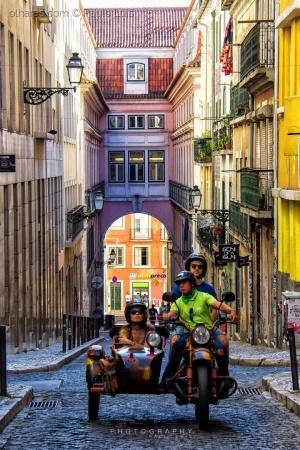 Paisagem Urbana/Rua da Rosa