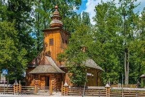 Gentes e Locais/Igreja de madeira