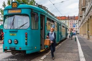 Paisagem Urbana/Cidade de Poznan