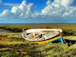 /A liberdade é um barco...