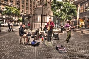 Gentes e Locais/Música