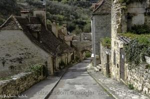 /um olhar sobre Rocamadour