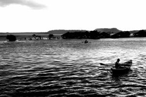 /O Lago Escuro