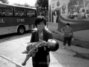 /China, bem vinda ao 1º mundo