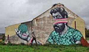 Paisagem Urbana/ O Jogo: Ficção X Realidade