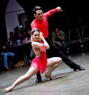 Fotojornalismo/Tiago Peixoto consagrado campeão de dança na Suíça