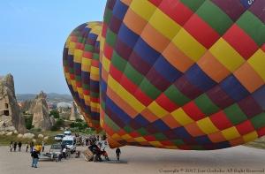 /Balonismo na Capadocia
