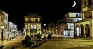 /Bragança - Praça da Sé.