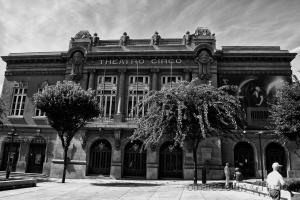 Paisagem Urbana/Theatro Circo - Braga