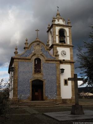 História/Igreja do Senhor do Calvário - Vila Real