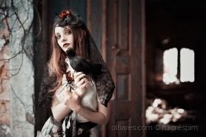 Retratos/Evento   Noiva da morte