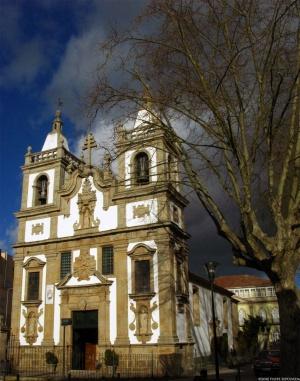 História/Igreja de São Pedro - Vila Real