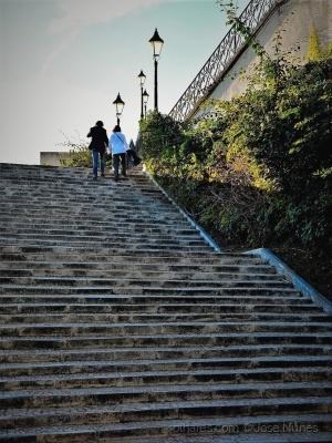 Paisagem Urbana/Escadaria