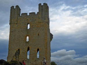 História/Tower of Helmsley Castle