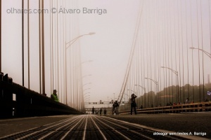Desporto e Ação/Correr e Caminhar na Ponte 25 Abril