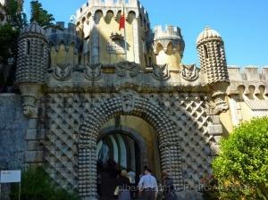 /Porta Férrea do Palácio da Pena