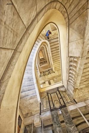 Outros/a escadaria de MADRID