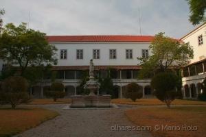 /Convento de S. Diniz -- Odivelas