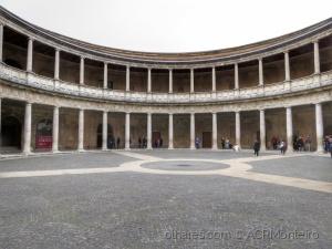 /Palácio Imperador Carlos V - Alhambra