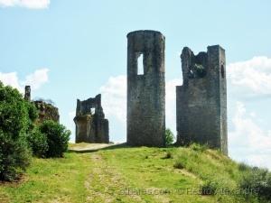 /Ruínas do Castelo de Montemor-o-Novo