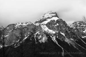 /Alpes a P&B