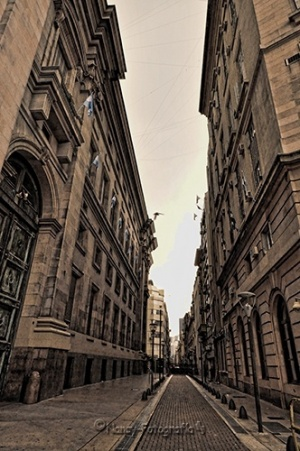 Paisagem Urbana/...Calles de Buenos Aires....